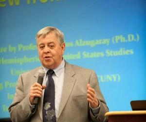 Ambassador Carlos Alzugaray