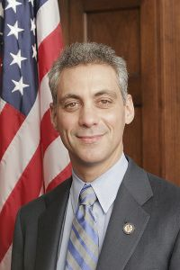 Rahm Emanuel, Chicago Mayor (Wikipedia)