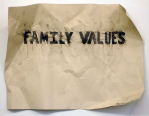 Whose family values?