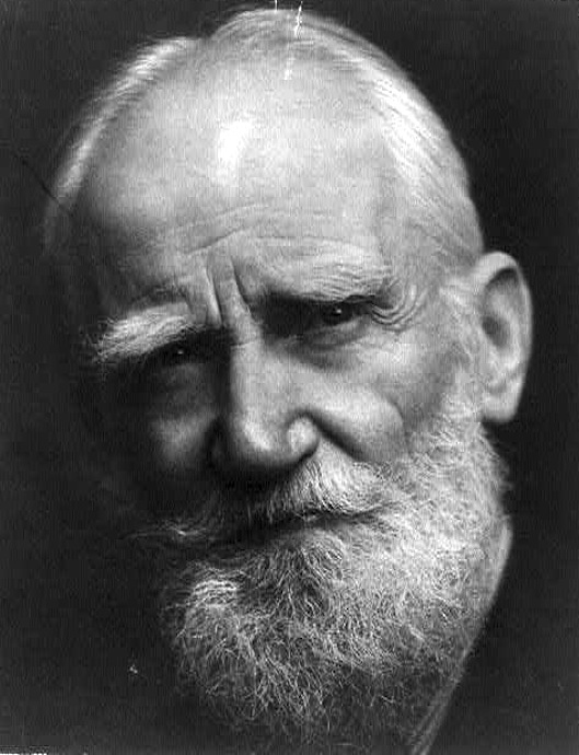 essay by george bernard shaw This sample george bernard shaw essay is published for informational purposes only free essays and research papersread more here.