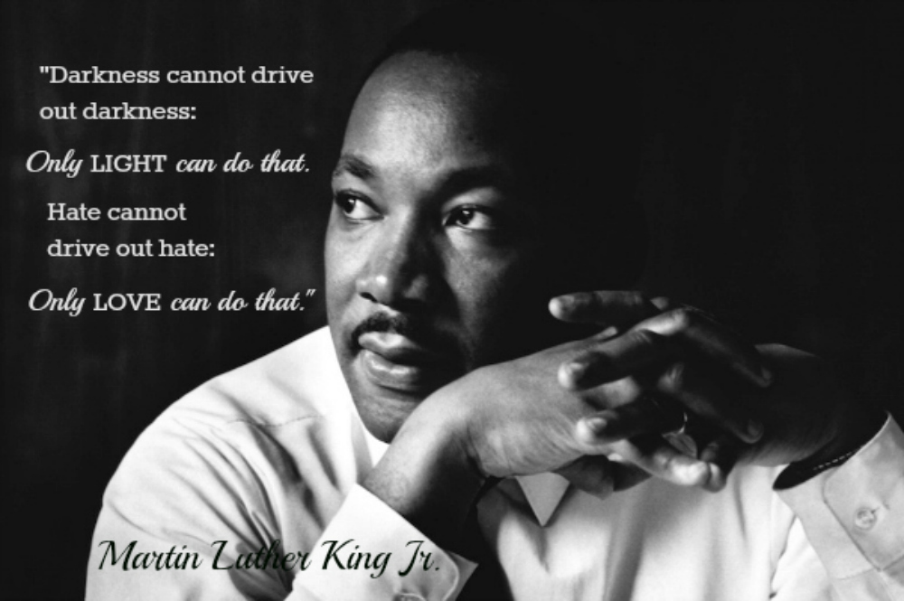 Martin Luther King Jr On America S Spiritual Death The Contrary