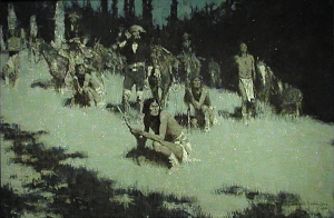 Apache Scouts, Listening (National Gallery of Art)