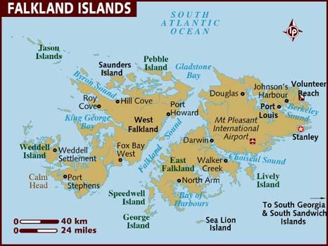 1982 Falklands War: Seven Lessons for Japan