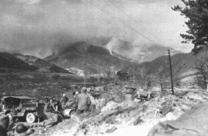 No Picnic: U.S. Troops at Chosin Reservoir in Korea
