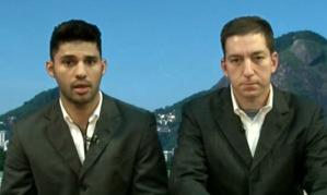 "David Miranda and Glenn Greenwald: ""Terrorists""?"