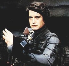 """Fear is the mind-killer (From the movie, """"Dune"""")"""