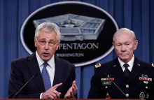Secretary of Defense Chuck Hagel