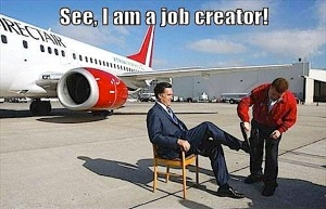 Joining the plutocracy isn't easy ...