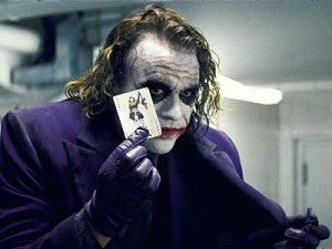 Beware of jokers in the deck