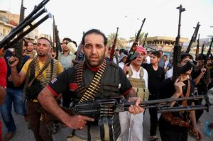 More guns, more men, more fighting, more death in Iraq