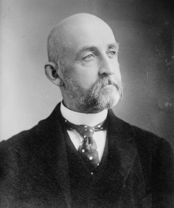 Alfred Thayer Mahan, prophet of global reach, global power