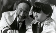 Scene from Jack Rosenthal's Bar Mitzvah Boy