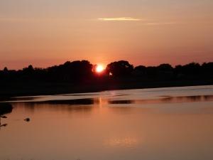 Sunset near Keveney Bridge