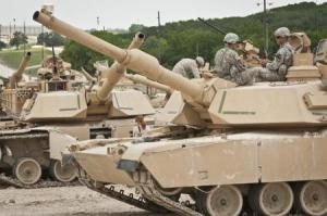 There's no shortage of tanks in the USA
