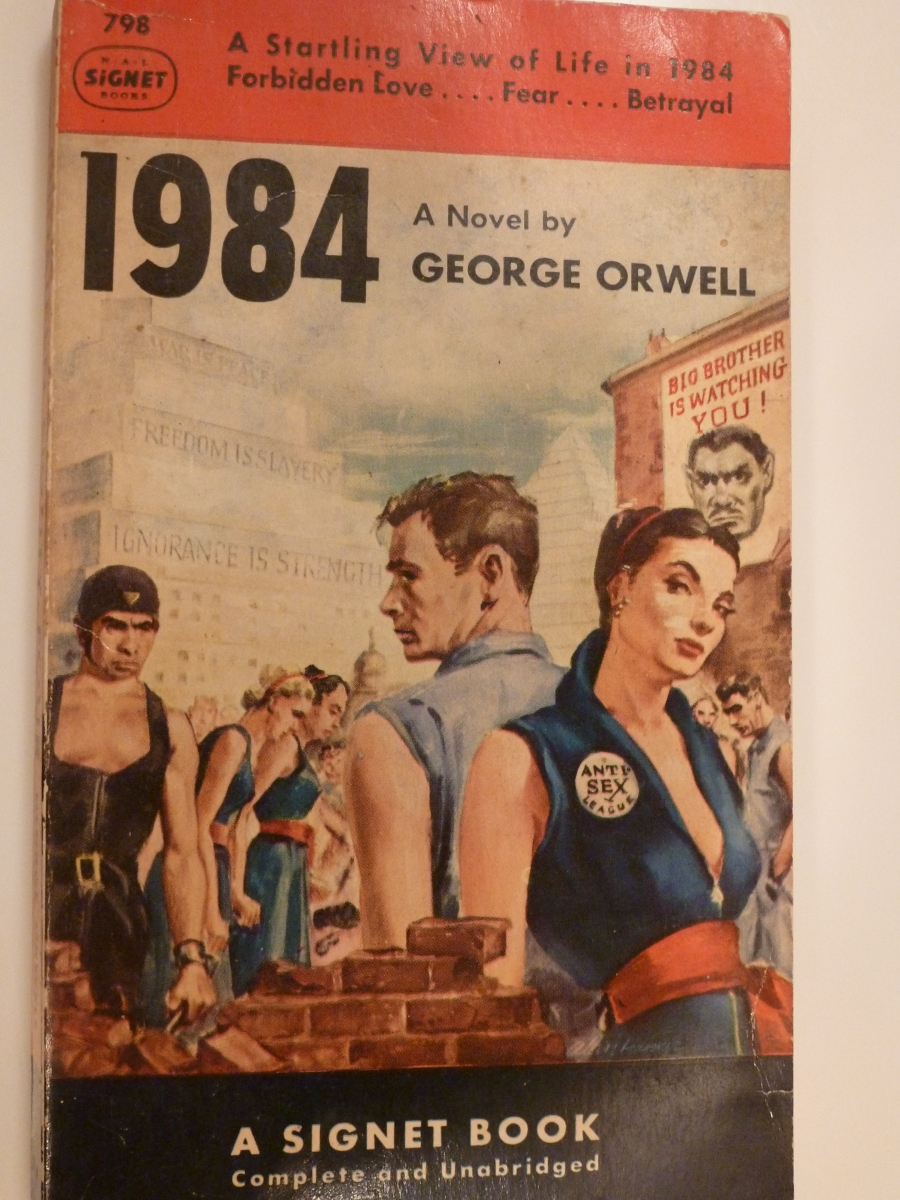 george orwell essays on war Lewrockwellcom anti-state one of the few scholars who have recognized the importance of war in orwell's george orwell, the collected essays.