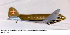 A Soviet-era DC-3 clone