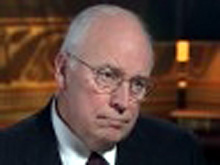An unrepentant Dick Cheney in 2008
