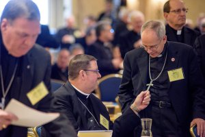 Bishops fiddle while a nuclear burn looms