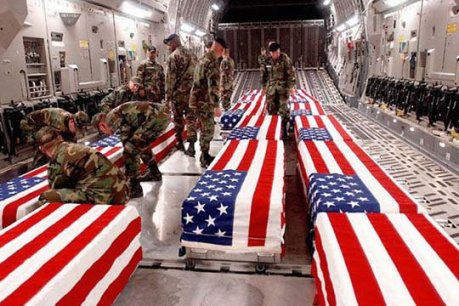 A grim reality of military service that we often prefer not to see
