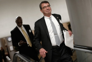 Ashton Carter, Ready to Send in the Mercs