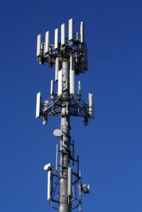 Cell phone towers are everywhere, and that's not a good thing