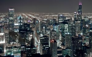 Chicago, Still Able to Pay the Lighting Bill -- For Now