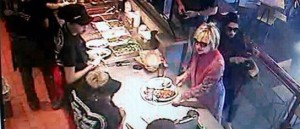 Hillary at Chipotle: See? She's just like us!