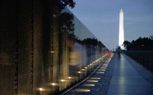 the-vietnam-memorial