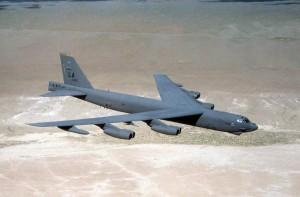 Heck ya!  Send some B-52s to Israel (U.S. Air Force photo)