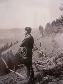 My Dad in Oregon, 1937