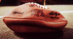 It's not your football that's deflated, America: It's your democracy