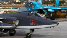 Russian SU-34 as provocation by Russia... or Turkey?