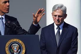 Obama taps Garland