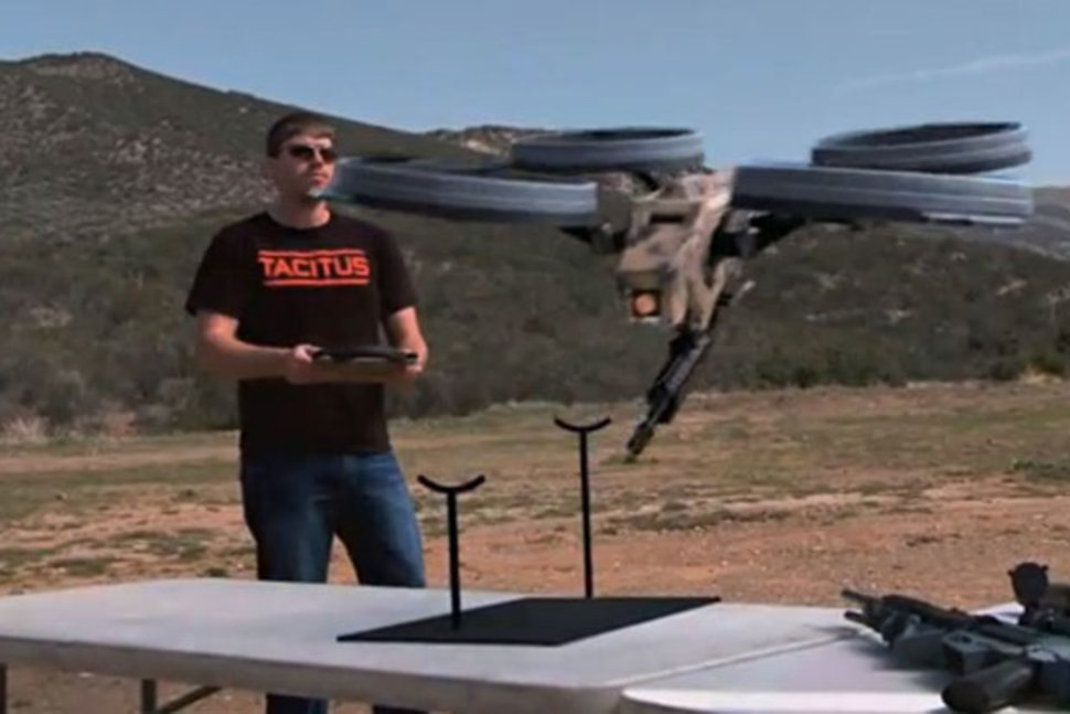 Droning On America The Contrary Perspective