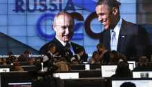 Putin Obama Clinton WMD BOP