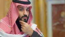 Mohammed bin Salman Saudi Crown Prince