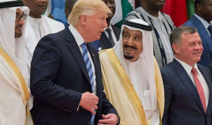 Trump saudi arabia nuclear deal