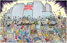 Hospital system mergers