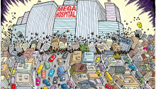 Hospital system mergers