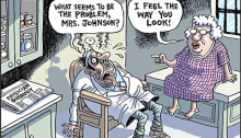 Second Option by Rob Rogers