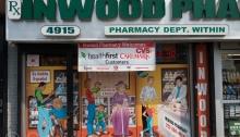 corner store pharmacy