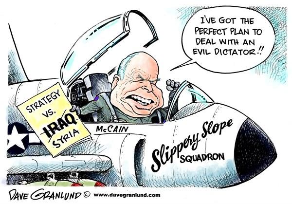 John McCain War Criminal
