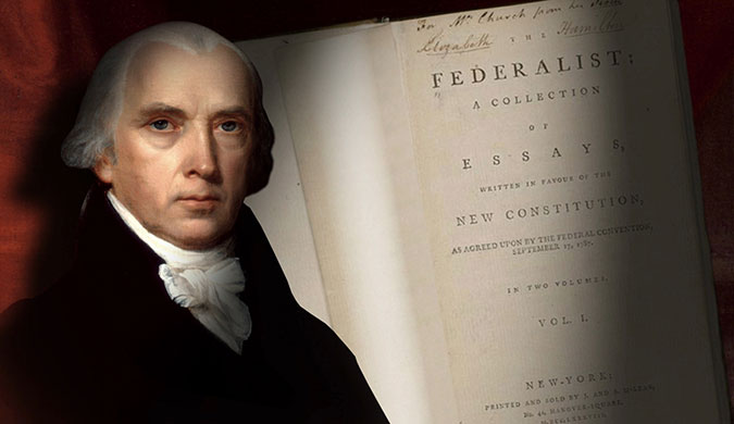 James madison essay