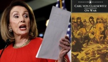 Nancy Pelosi Carl von Clausewitz