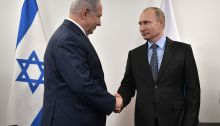 Israel Russia friends
