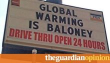 Climate Change is Baloney