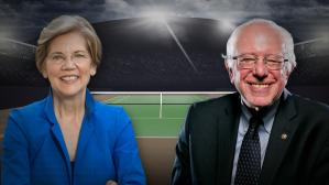 Elizabeth Warren Bernie Sanders