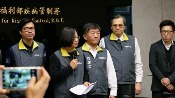 Taiwan coronavirus Covid 19