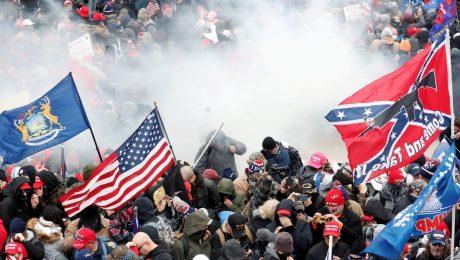 Capital riot